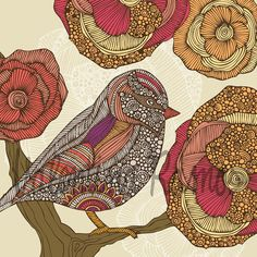 Hey, I found this really awesome Etsy listing at https://www.etsy.com/listing/73882251/vera-the-bird-print