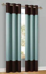 Calypso Grommet Curtain Panel