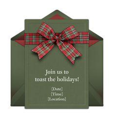 Free Xmas Invitations Glamorous Free Christmas Flannel Invitations  Pinterest  Flannels Holidays .