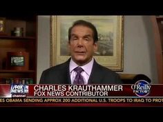 Krauthammer: 'If Fences Don't Work, Why Is There One Around the White Ho...