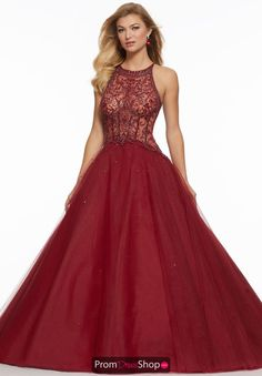 8bd52b9d141 Look like modern day royalty in this delightful ball gown 43033 by Morilee.  Charming and