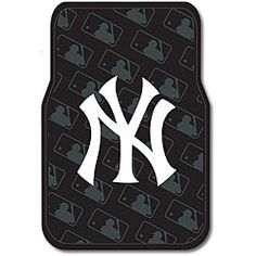 New York Yankees 2-piece Front Floor Mat Set