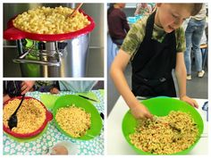 fit4future: Kochen im Schulzimmer Income Support, Let Them Talk, Eat, Breakfast, Food, Vegetable Sticks, Healthy Eating For Children, Complete Nutrition, Eat Lunch