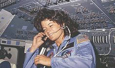 Dr. Ride, a physicist who was accepted into the space program in 1978 after she answered a newspaper ad for astronauts, flew on the shuttle Challenger on June 18, 1983, and on a second mission in 1984. At 32, she was also the youngest American in space.