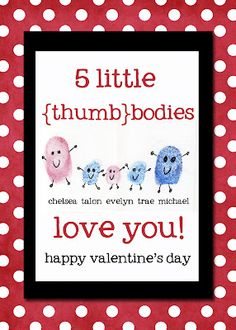 SwellChel: SwellChel Does Valentine's Day: Our Valentine's Day Cards {Updated with FREE printables}