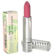 Clinque lipstick in watermelon...the PERFECT pink lipstick. (Best Blush Long Lasting)