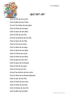 One-click print document French Language Lessons, French Language Learning, French Lessons, French Basics, French For Beginners, French Expressions, French Phrases, French Words, French Tips