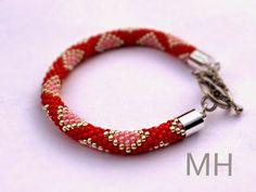 Cała w czerwieni | MH Biżuteria - cuda ręcznie wykonane