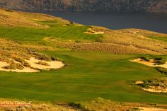 Sagebrush Golf and Sporting Club: Ranchlands and lakes meet golf greens in the Nicola Valley