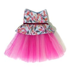 A personal favorite from my Etsy shop https://www.etsy.com/listing/261899613/birds-of-a-feather-tutu-dress
