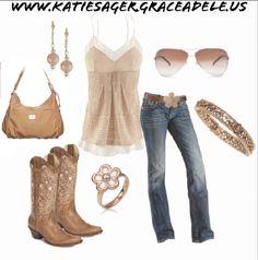 #fashion #polyvore #Grace Adele #style