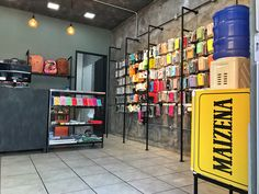 Mobile Shop Design, Stationery Store, Smartphones, Mobile Accessories, Store Design, Locker Storage, Interior Design, Furniture, Shopping