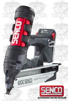 "$285.00 SAME GUN UP TO $500 elsewhere--lowes has ut for $400!  5STAT RATINGS!!!  GET THIS ONE!  CORDLESS!  =  Senco F-16A 1-1/4""-2-1/2"" 16 Ga 20 Deg. FN65RHA Fusion Cordless Finish Nailer"