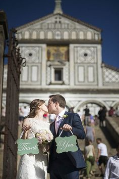 Destination Wedding in Florence at Villa Tolomei