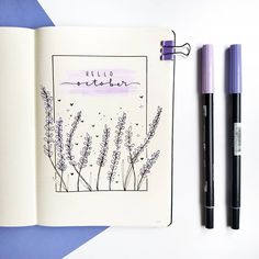 Bullet Journal Cover Ideas, Bullet Journal Cover Page, Bullet Journal Lettering Ideas, Bullet Journal Notebook, Bullet Journal School, Bullet Journal Themes, Bullet Journal Layout, Journal Covers, Bullet Journal Birthday Page