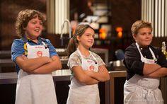 Cosa dovranno cucinare i tre piccoli chef?