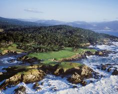 If there was only one gold course that I could play in the world, Cypress Point would have to be it.