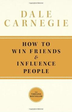 How To Win Friends and Influence People by Dale Carnegie, http://www.amazon.com/dp/1439167346/ref=cm_sw_r_pi_dp_0u5Gpb1HAB5F7