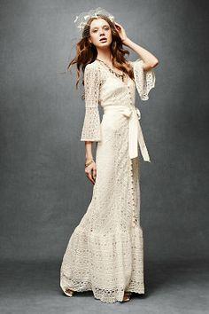 boho luxe wedding dres