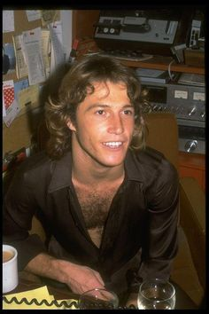 Andy Gibb.....so talented, so hot. Gone way too soon.....