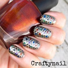 fall nails by craftynail