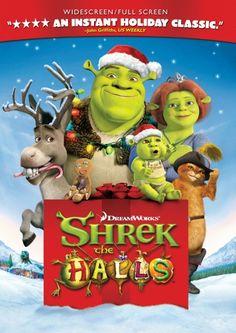 Pada Shrek / Shrek the Halls