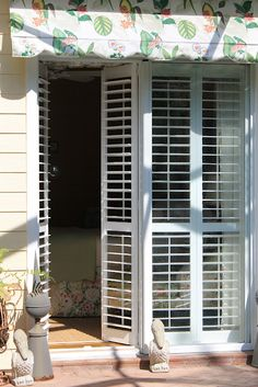 sliding plantation shutters for patio doors-fantastic!