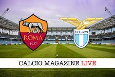 Roma-Lazio: cronaca diretta risultato e tabellino in tempo reale