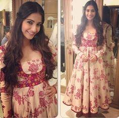 Crazy Indian Wedding : Mission Marriage: Indian wear Inspiration : Sonam Kapoor