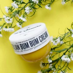 Brazilian Bum Bum Cream contains coconut oil, brazil nuts, acai and a natural form of caffeine that gives your tushy a soft and firm appearance, and it's also great for your legs, body and arms).  @soljaneiroshop