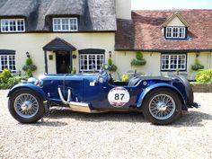 1933 Aston Martin 1,5 Litre - Le Mans