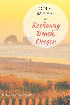 Rockaway Beach is the perfect Oregon coast vacation. This article explains why plus tells you the top things to do in and around Rockaway Beach, including Cannon Beach, Tillamook, coastal drives, and more. It also includes tips on where to eat and how to book your accommodation. Click the image to get great tips on how to book your perfect Oregon beach vacation today!