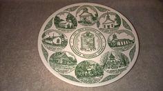 Vintage Kettlesprings Kilns Commemorative by RobandJensOddsnEnds