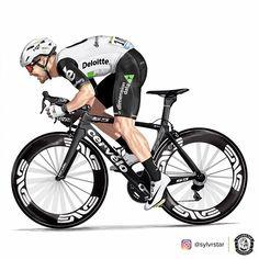 regram @sylvrstar ▶ Remember to hashtag your Side Profile photo with - #SYLVRSTARDRAWTHIS for a Chance to get illustrated - entries close 23rd July 2016 ◀ #markcavendish #dimensiondata #Oakley #cervelobikes #cerveloS5 #Deloitte #envecomposites #Nike #methelmets #tdf2016 #tourdefrance2016 #sprint #cycling #cyclingphoto #illustration #Wacom #qhubeka #teamdimensiondata