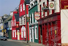 To have a pint in an irish pub....in Ireland ~