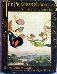 the princess nobody by andrew lang