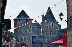 Castle of Fougères (Ile-et-Vilaine, Bretagne)