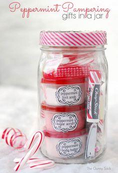 10 Magical Ways to Use Mason Jars This Christmas