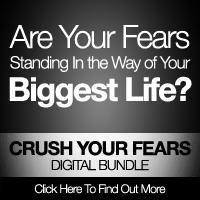 10 Personal Development Books. The Crush Your Fears Digital Bundle.