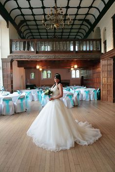 Wedding Photographers at Hall Place