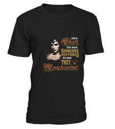 WONDER A WOMAN T SHIRT I AM A GIRL Wonder Women  #september #august #shirt #gift #ideas #photo #image #gift