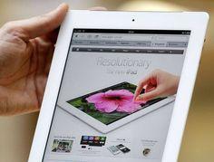 Novo iPad chega a mais 22 países. Com isso, serão 57. Mas o Brasil continua fora da lista...