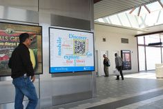 "The Contra Costa County Library in California has a ""Snap & Go"" project that allows users with mobile phone to access various library services via scanned QR codes. ""By reaching otherwise time-pressed users while they are waiting in public spaces (at bus stations and buses), the library has managed to stretch its resources even while budgets tighten."