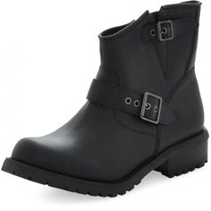 Duffy - 97-09183 Black | FOOTWAY