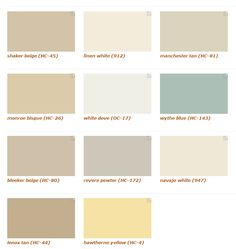 urbanite paint color palette benjamin moore color trends 2013