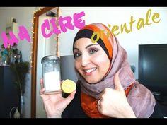DIY : Ma recette de la cire orientale / oriental wax ! - YouTube