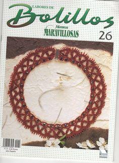 Labores de bolillos 26 - Victoria sánchez ibáñez - Álbumes web de Picasa Bobbin Lace Patterns, Picasa Web Albums, Lacemaking, Crochet Books, Crochet Earrings, Crafts, How To Make, Jewelry, Victoria