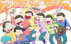 After Mother's Day in Season 2 Mom Matsuno then proceeds to cut off their nipples XD