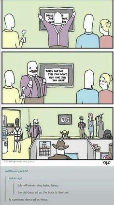 Great interpretation