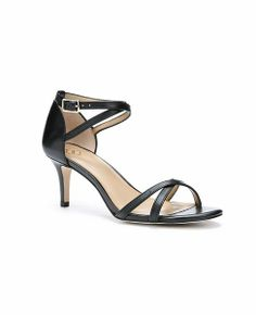 e6dbfb3be39 Norris Strappy Leather Sandals - loving the idea of a kitten heel for this  years work